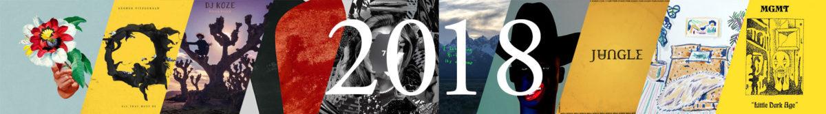 ALBUMS-2018