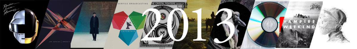 ALBUMS-2013
